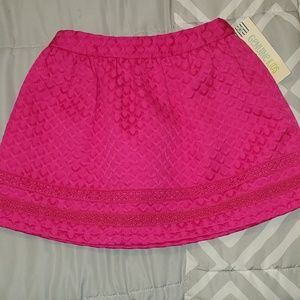 Toddler Girl Genuine Kids Pink Skirt